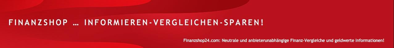 Finanzshop … Informieren-vergleichen-sparen!